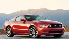 2013 Ford Mustang GT Wallpaper HD For Desktop