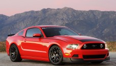 Ford Mustang RTR QS Wallpaper For Mac