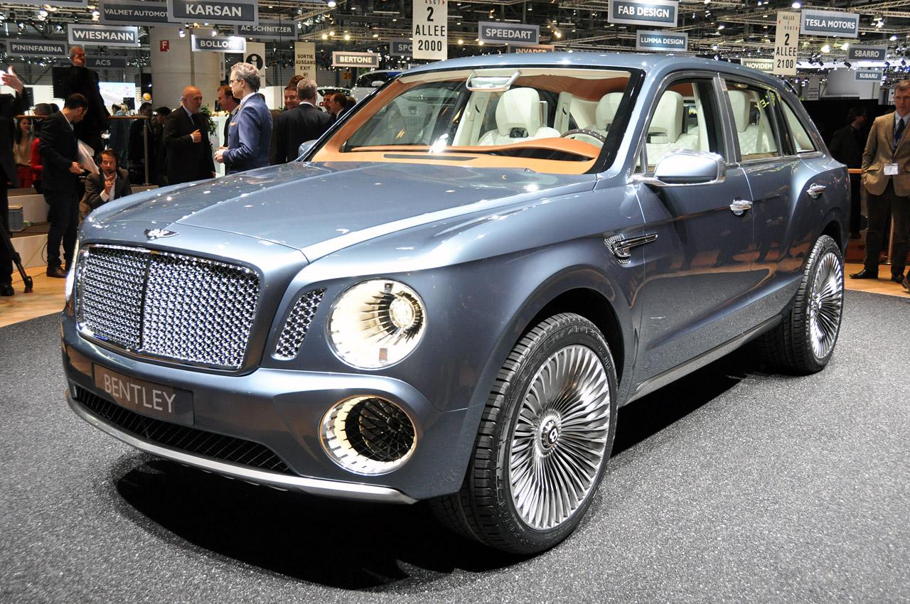 Bentley Exp 9 F Concept Geneva Wallpaper For Mac