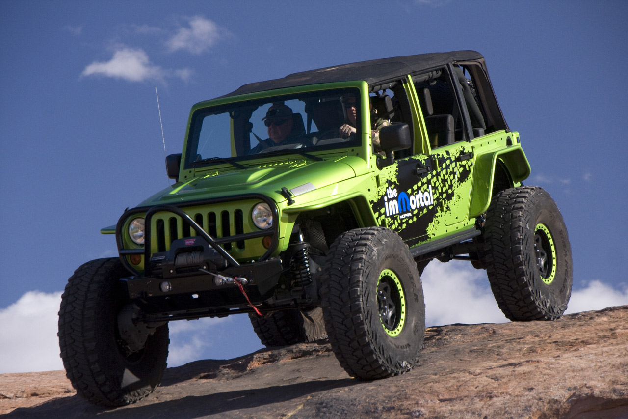 2010 Easter Jeep Safari Concepts Background Images Free