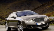 Bentley Continental GT Speed Wallpaper For Free Download