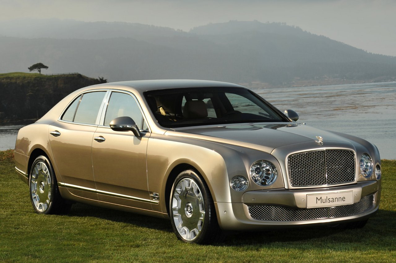 2010 Bentley Mulsanne Background Images Free