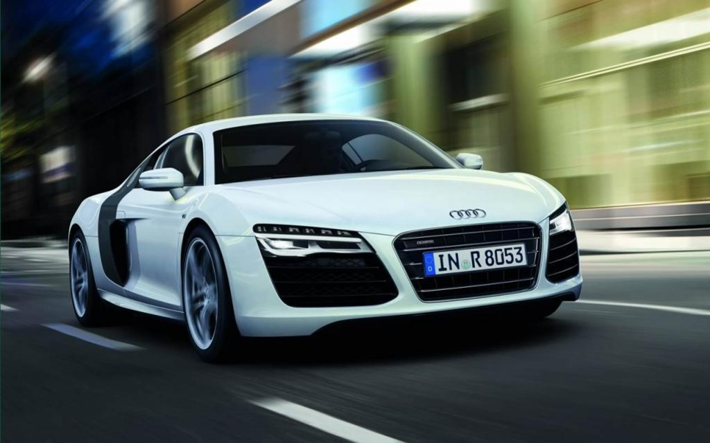 Audi Confirms the 2014 R8 and RS5 Cabriolet for Detroit Wallpaper For Free Wallpaper