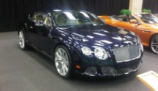 2013 Bentley GT Speed All-Wheel Drive Monster Luxury Free Wallpaper For Desktop