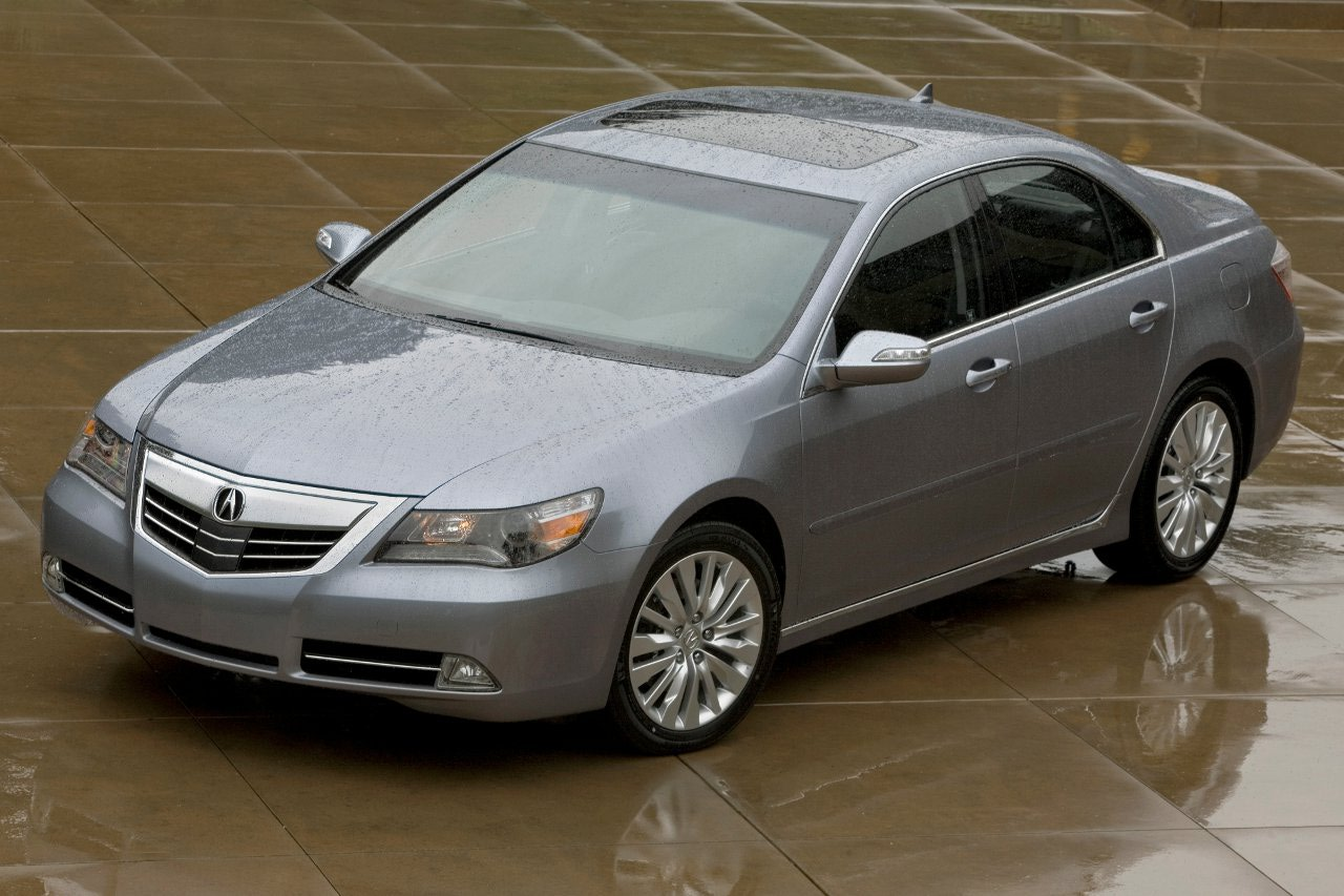 2011 Acura RL Wallpaper Download HD
