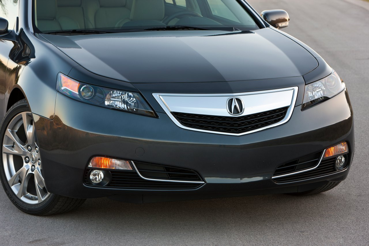 2012 Acura TL Grille Screensavers For Iphone