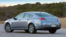 2012 Acura TL Screensavers For Windows