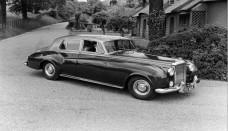 1955 Bentley S1 Saloon Image Screensavers For Mac