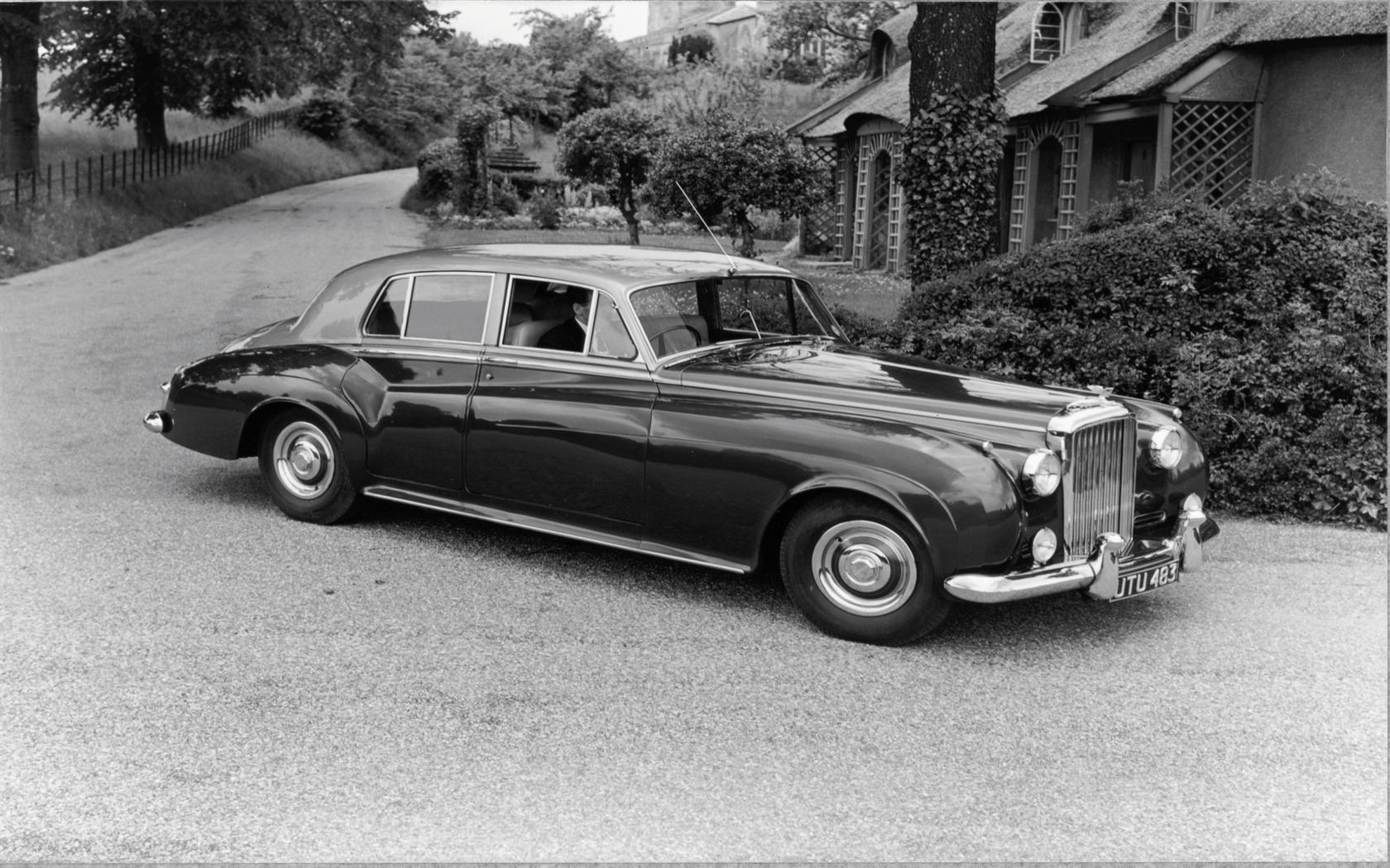 1955 Bentley S1 Saloon Image Screensavers For Mac