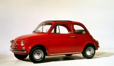 1958 Fiat 500 Wallpaper Download