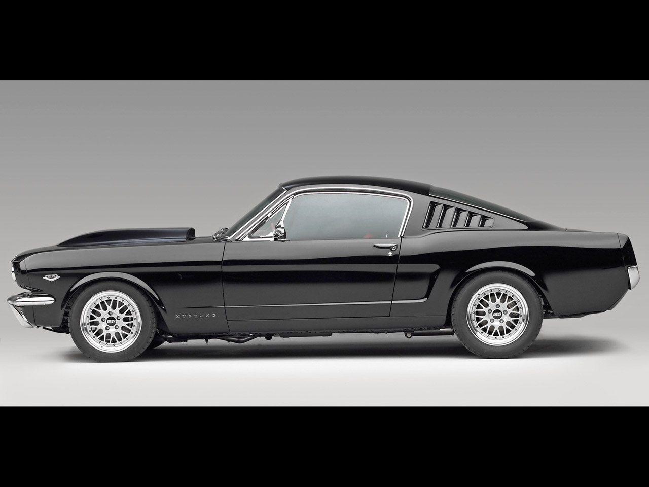 1965 Ford Mustang Fastback Wallpaper HD For Android