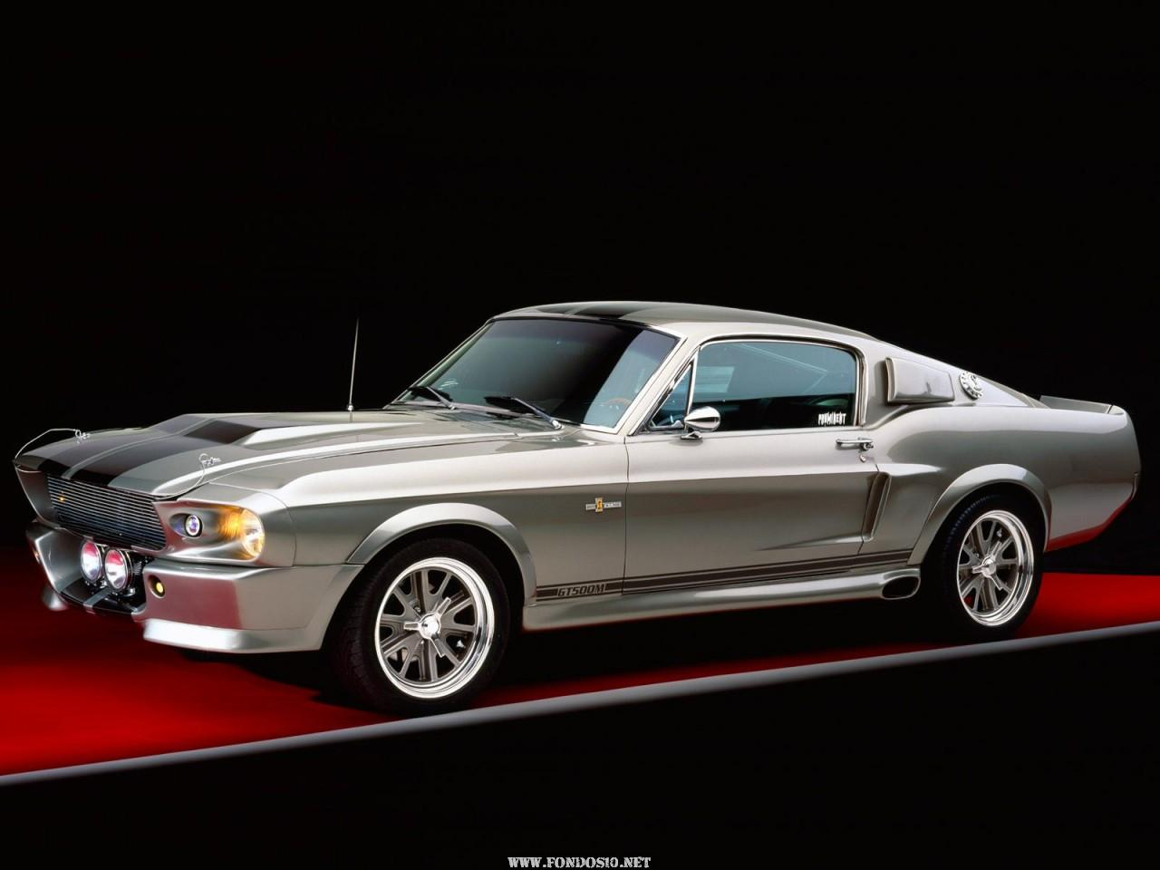 Wallpaper Gallery Free Download 1967 Ford Mustang GT500
