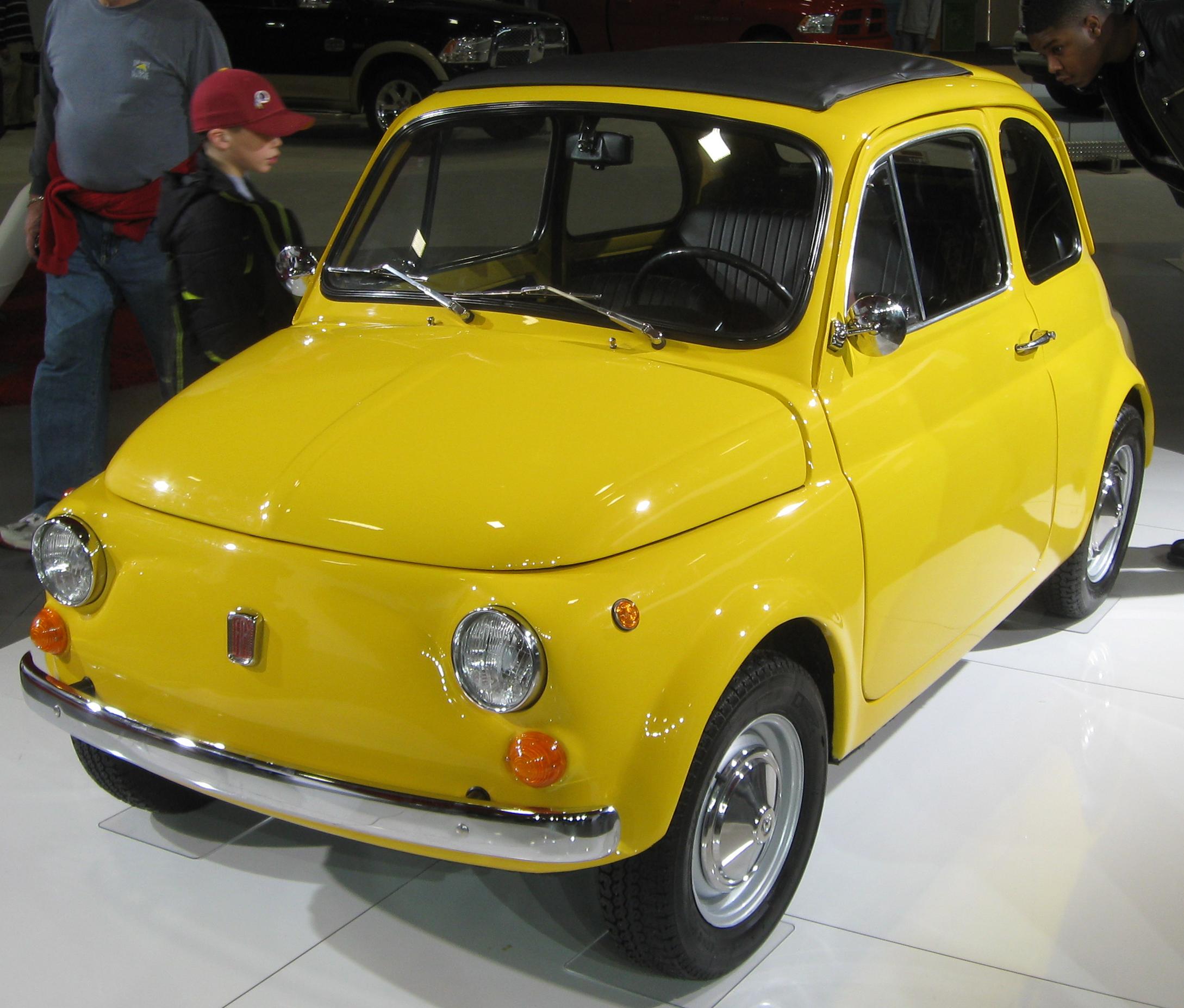 1970 Fiat 500 L Wallpaper HD For Windows