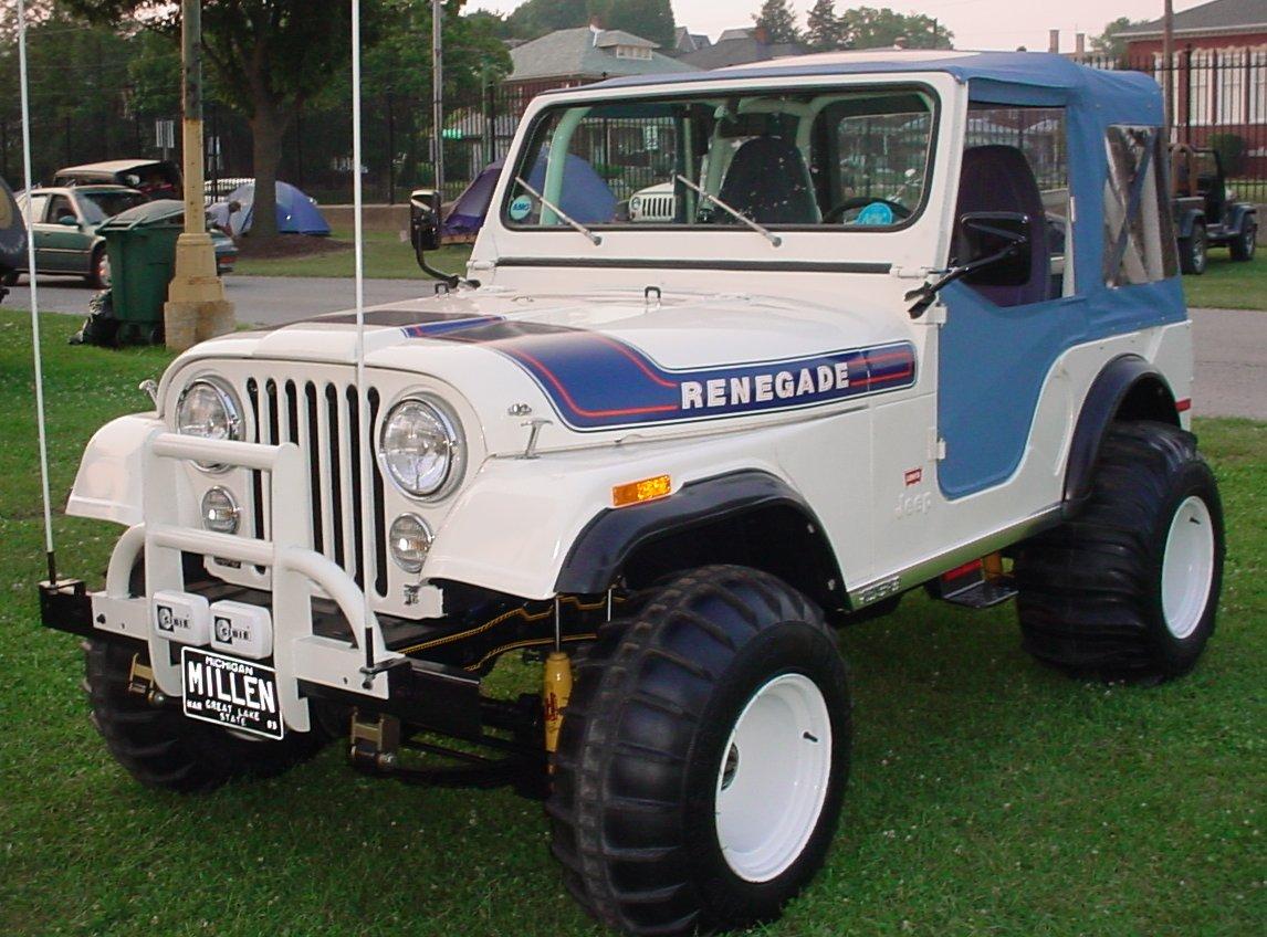 1976 Jeep CJ Wallpaper Gallery Free Download