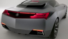 Acura NSX Advanced Sports Concept Free Wallpaper For Ios 7