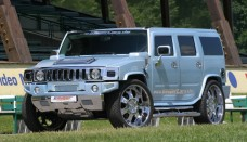 Hummer H2 Kompressor Wallpaper Free For Ipad