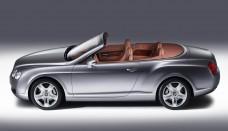 Desktop Wallpaper 2006 Bentley Continental GTC