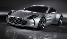 2009Aston Martin One 77 Front Angle Tilt Wallpaper Free For Windows