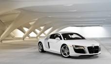 2009 Audi R8 Wallpaper HD For Desktop