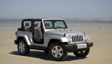 2010 Jeep Wrangler Sahara High Resolution Wallpaper Free