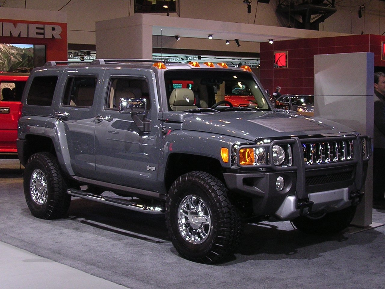 2011 Hummer H3 Wallpaper For Free