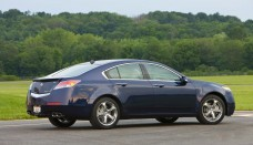 2011 Acura TL Free Wallpaper For Iphone