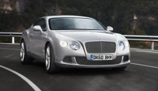 Bentley Continental GT 2011 Wallpaper For Phone