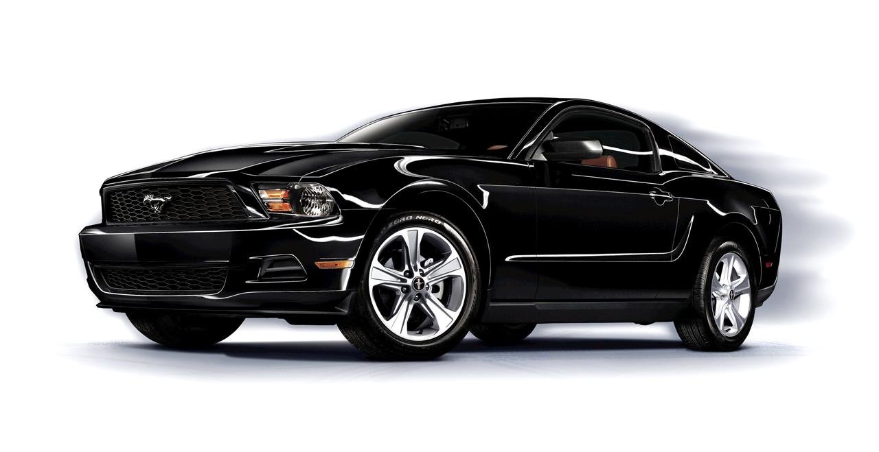 2011 Ford Mustang Wallpaper HD For Desktop