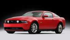 2011 Ford Mustang GT Wallpaper For Ios 7