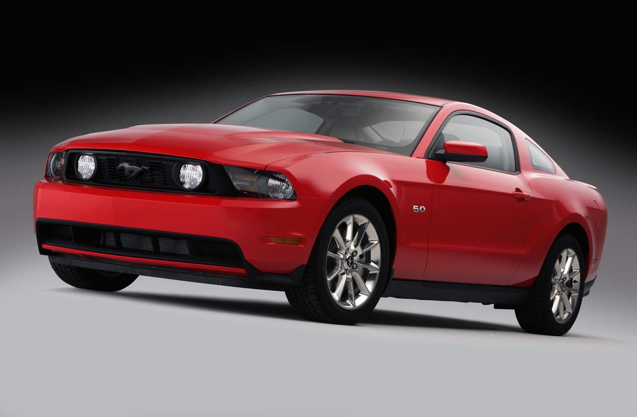 2011 Ford Mustang GT Screensavers For Ipad