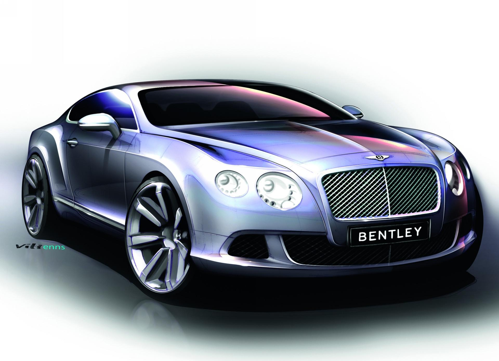 Bentley Continental GT 2012 Wallpaper For Computer