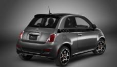 2012 Fiat 500 Prima Edizione Rear Angle Screensavers For Free