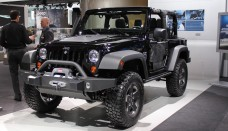 2012 Jeep Wrangler Black Edition Wallpaper For Ipad