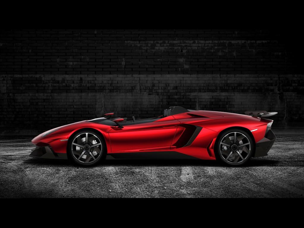 Lamborghini Aventador J Wallpaper Gallery