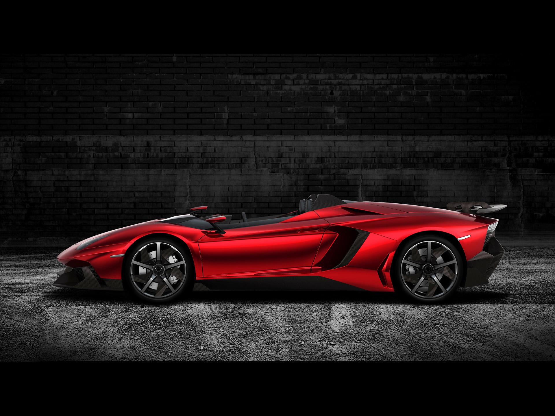 Lamborghini Aventador J Wallpaper Gallery Wallpaper