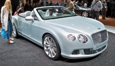 2012 Bentley Continental GT Background For Ipad