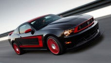 2012 Ford Mustang Boss Background Images