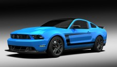 2012 Ford Mustang Boss Wallpaper HD For Mac