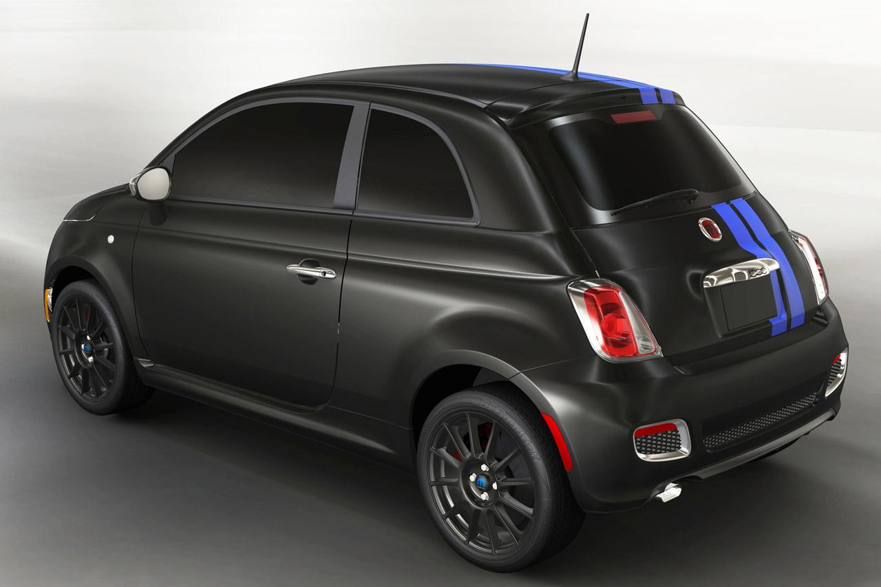 2012 Fiat 500 Mopar Desktop Wallpaper Free