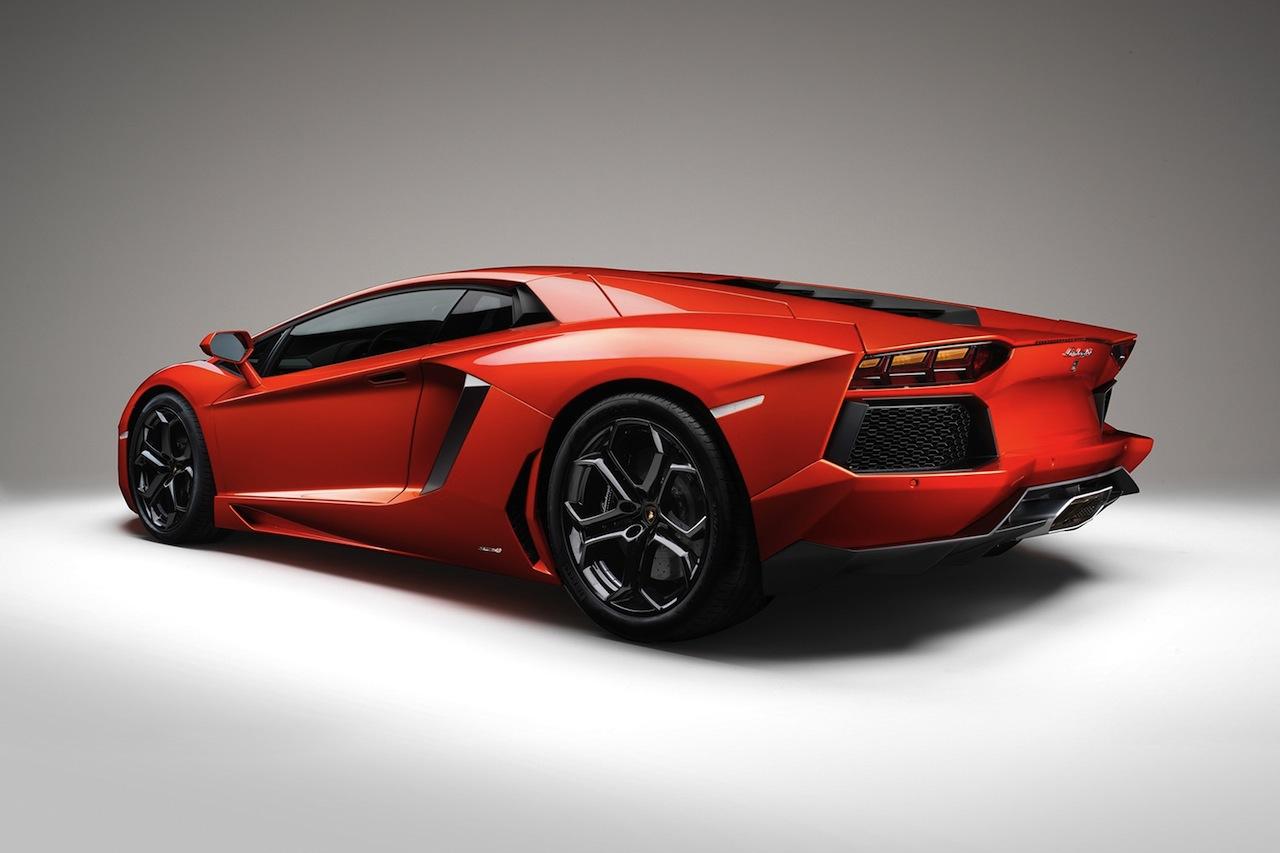 2012 Lamborghini Aventador LP700-4 Wallpaper Free For Desktop