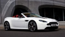 2013 Aston Martin V12 Vantage Roadster Wallpaper Free For Tablet