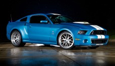 2013 Ford Mustang GT500 Shelby Cobra Screensavers For Mac