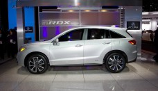 2013 Acura RDX Desktop Wallpaper HD
