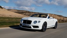 2013 Bentley Continental GTC V8 Wallpaper HD For Iphone