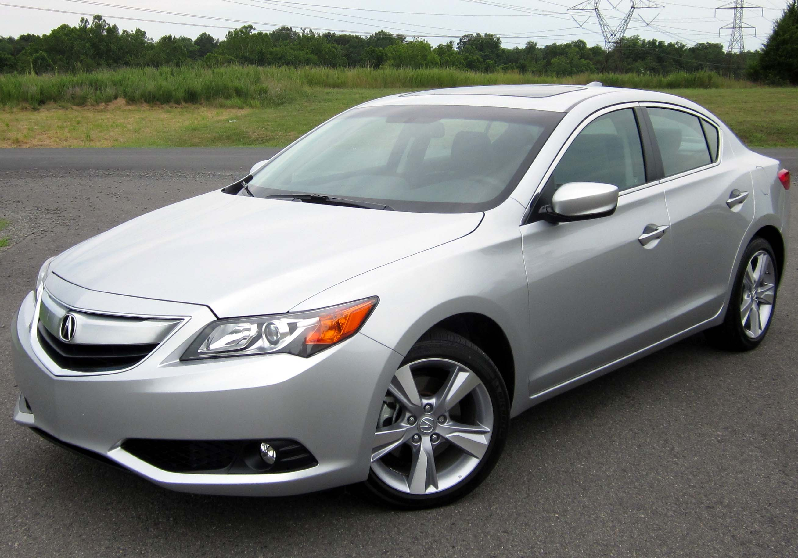 Acura's ILX Wallpaper HD For Mobile