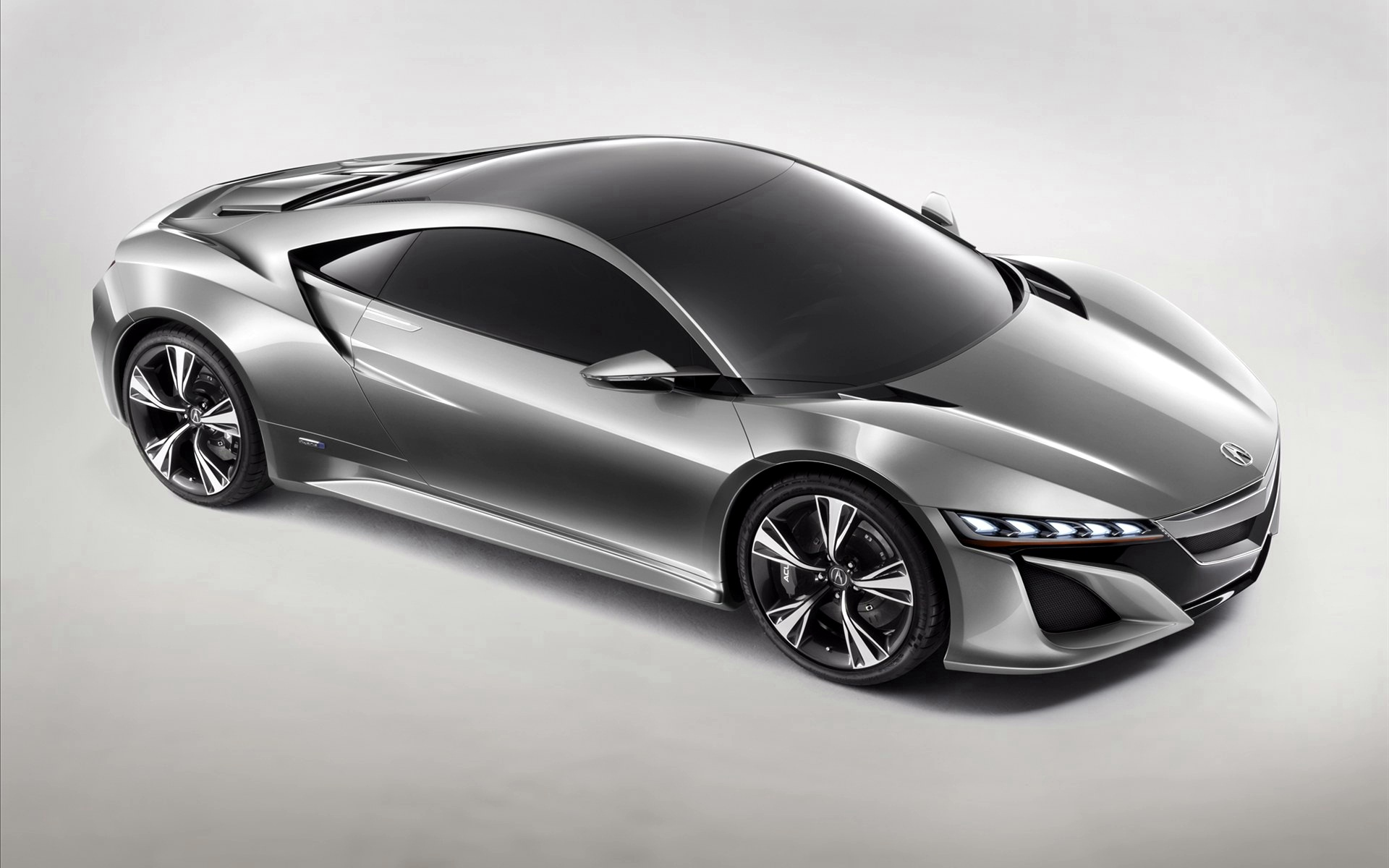 2013 Acura NSX Concept Desktop Computers Free Wallpaper