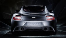 2014 Aston Martin Vanquish Free Wallpaper For Ipad