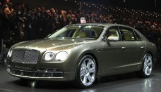 2014 Bentley Flying Spur Wallpaper HD For Ipad