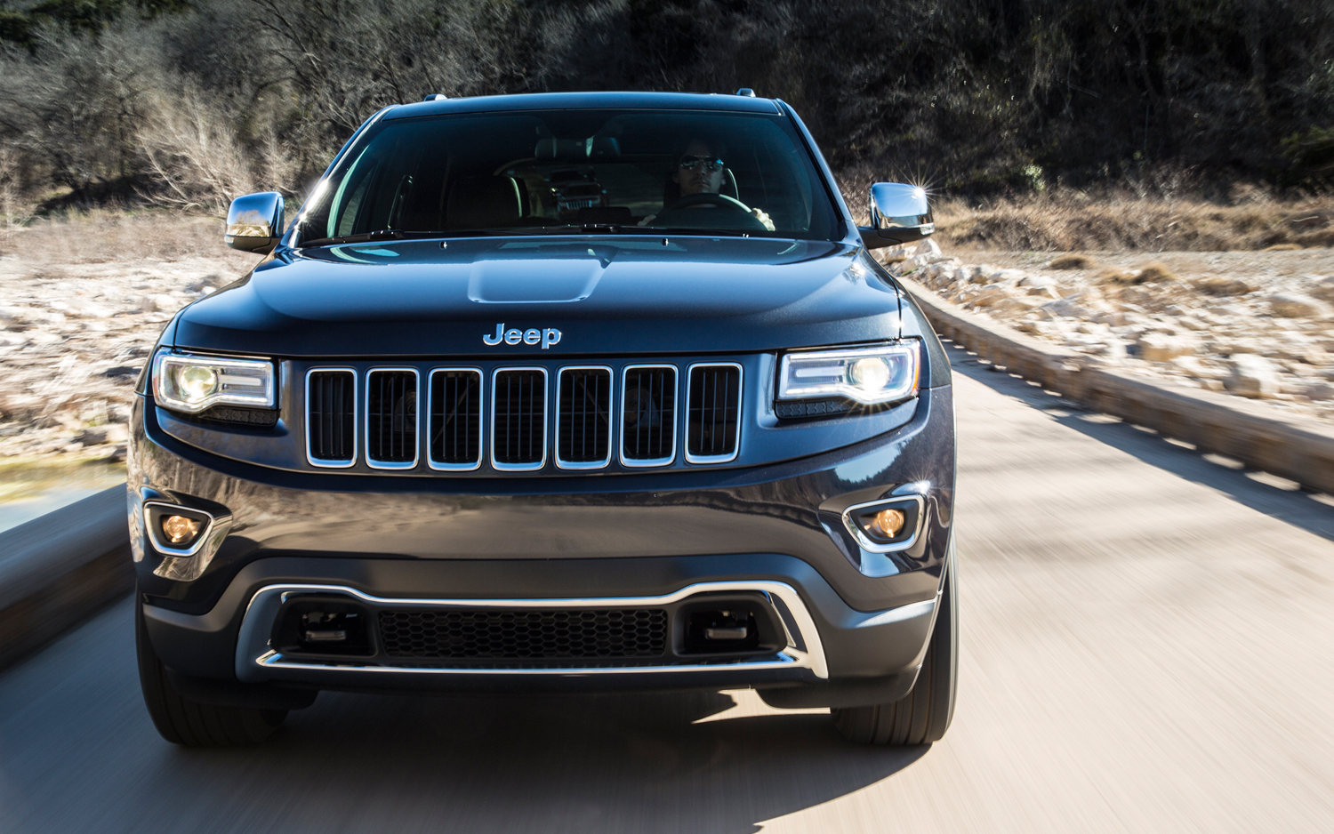 2014 Jeep Grand Cherokee EcoDiesel Wallpaper Free For Computer Wallpaper