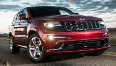 2014 Jeep Grand Cherokee SRT High Resolution Wallpaper Free